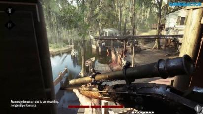 GRTV spelar Hunt: Showdown tillsammans med Crytek