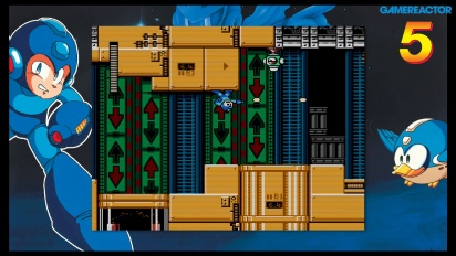 Mega Man Legacy Collection - Mega Man V gameplay till Nintendo Switch