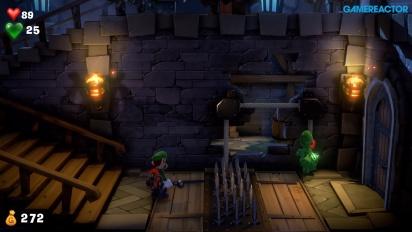 GRTV på E3 19: Vi provspelar Luigi's Mansion 3
