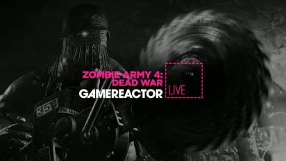 GRTV spelar Zombie Army 4: Dead War