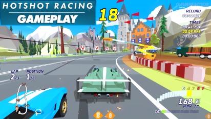 GRTV klämmer lite på Hotshot Racing