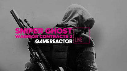 Sniper Ghost Warrior Contracts 2 - Livestream Replay