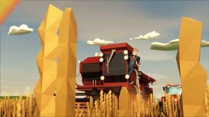 Farming Life - Release Date Announcement Trailer