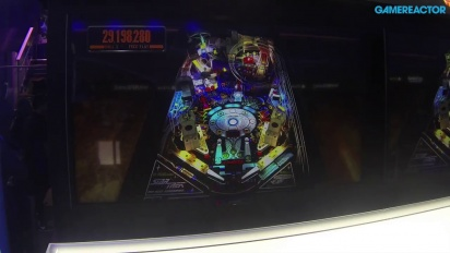 E3 13: Pinball Arcade - PS4 Gameplay