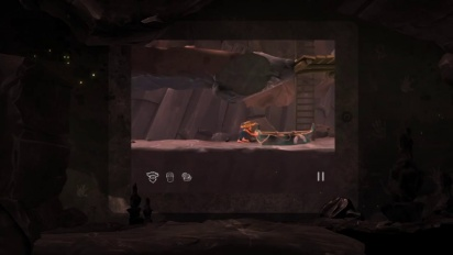 The Cave - iOS Launch Trailer