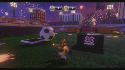 Disney Infinity - Featured Toy Box: Soccer Gladiator