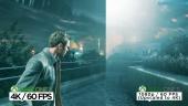 Quantum Break - 4K-videojämförelse