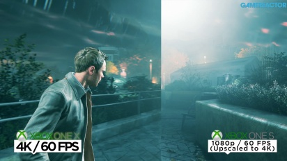 Quantum Break - 4K-videojämförelse