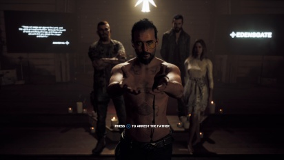 Far Cry 5 - Vi spelar igenom det alternativa slutet