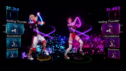 Dance Central 2 - Varsity: Why Do You Dance? Trailer