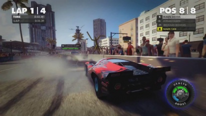 Dirt Showdown - Launch Trailer