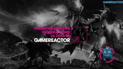 GRTV spelar Monster Hunter Generations: Ultimate