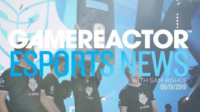 GRTV: Esports News - 9:e January