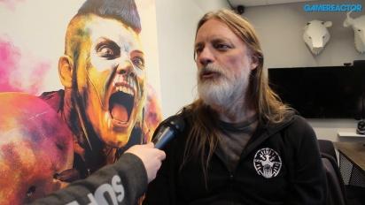 GRTV pratar med producenten bakom Rage 2