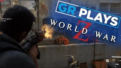 GRTV spelar lite mer av World War Z