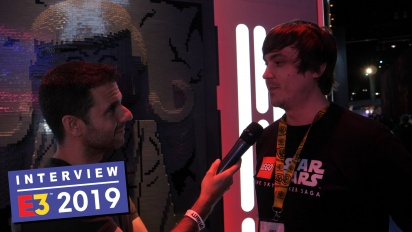 Lego Star Wars: The Skywalker Saga - James Burgon intervjuad