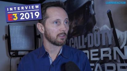 GRTV på E3 19: Vi pratar med folket bakom Call of Duty: Modern Warfare