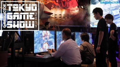 Tokyo Game Show - Booth Tours