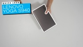 GRTV packar upp nya Lenovo Yoga S940