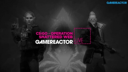 GRTV spelar Counter-Strike: Global Offensive - Operation Shattered Web