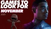 GRTV listar de hetaste november-spelen
