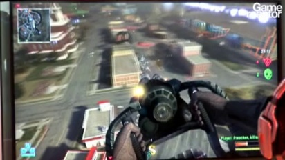 E3 10: Twisted Metal gameplay