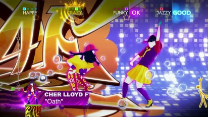 Just Dance 4 - Cher Lloyd ft. Becky G: Oath DLC Trailer