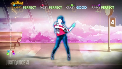 Just Dance 4 - Katy Perry: Part of Me Trailer