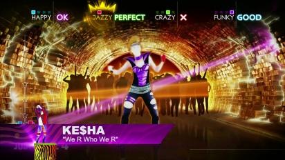 Just Dance 4 - Ke$ha: We R Who We R DLC Trailer