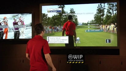 Tiger Woods PGA TOUR 13 - Kinect Trailer
