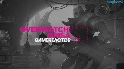 Overwatch - Orisa-livestream