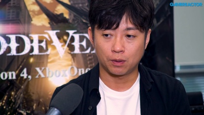 Code Vein - Keita Iizuka & Hiroshi Yoshimura Interview