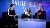 GRTV pratar med utvecklarna av Battlefield V