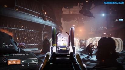 Destiny 2: Forsaken - Prison Break - Första storyuppdraget