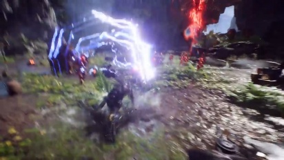 Anthem - Ranger Javelin Abilities and Gameplay