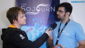 GRTV pratar med skaparen av The Sojourn