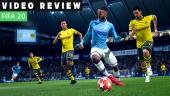 GRTV videorecenserar FIFA 20