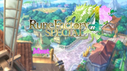Rune Factory 4 Special - Bachelors Trailer