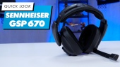 GRTV packar upp Sennheiser GSP 670
