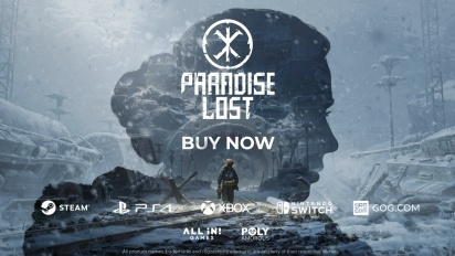 Paradise Lost - Accolades Trailer