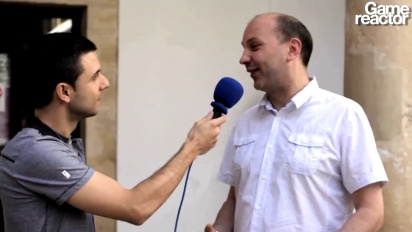Richard Jacques - Play Fest-intervju