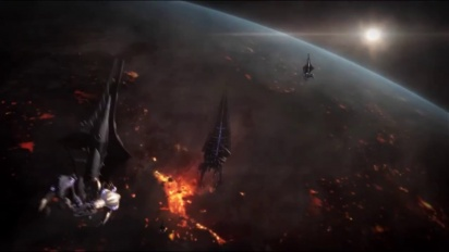 Mass Effect Trilogy - Launch Trailer