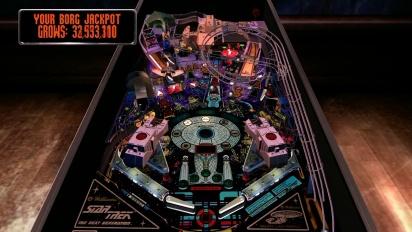 The Pinball Arcade - Star Trek TNG Table Trailer