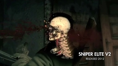 Sniper Elite 3 Dev Diary - X-Ray Killcam