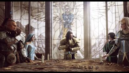 Might & Magic: Heroes VII - Announcement Trailer - Gamescom 2014