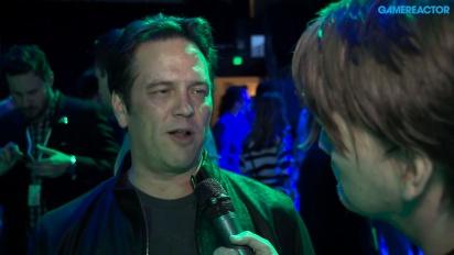 Phil Spencer - Xbox Showcase-intervju