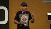Enric Álvarez från Mercury Steam föreläser om att utveckla spel