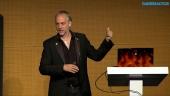 Richard Garriott föreläser om att utveckla spel