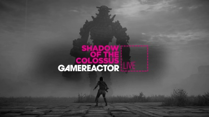 Gamereactor TV spelar Shadow of the Colossus