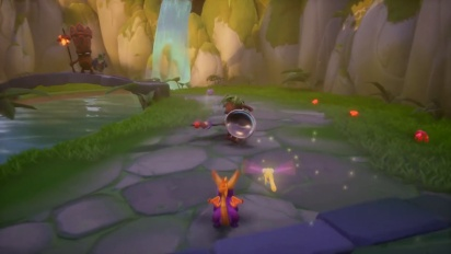 Spyro Reignited Trilogy - PS4 Gameplay